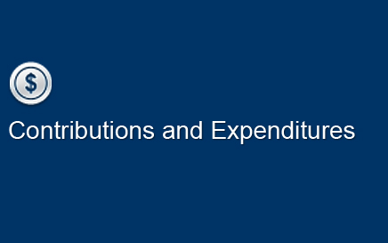 Contributions and Expenditures